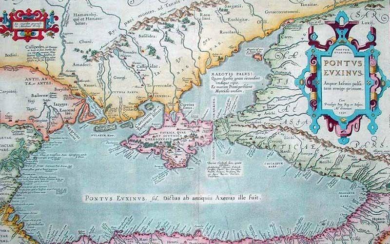 El mar Negro (Neal Ascherson, 1995)