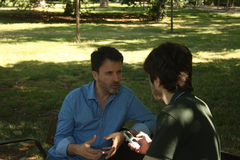 Entrevistamos a José Luis Gil Soto