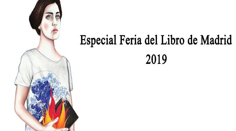 Programa de radio dedicado a la Feria del Libro de Madrid 2019