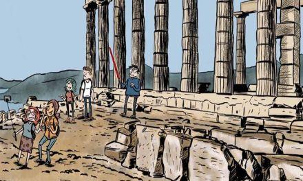 Historia del arte en cómic con Pedro Cifuentes