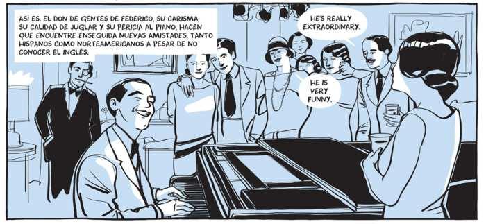 Federico García Lorca en la historia contemporánea de España