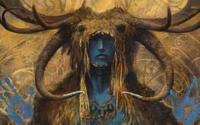 Cernunnos, el dios astado