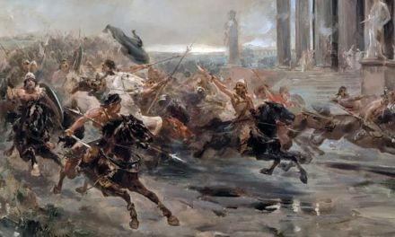 Imperios y bárbaros. La guerra en la Edad Oscura