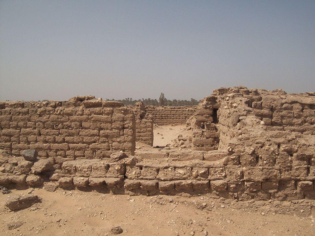 Ciudad de Amarna