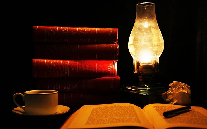 Una noche literaria. La industria cultural del libro