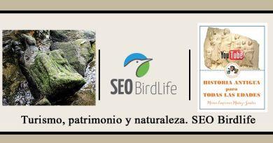Imagen destacada del programa del 22 de junio en el que hablamos con SEO Birdlife