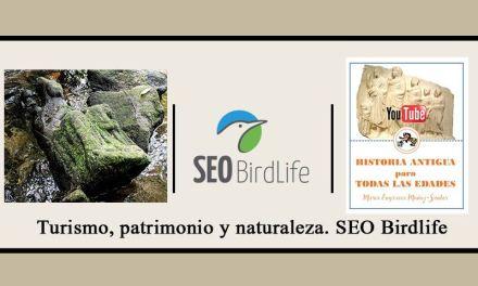 Turismo, patrimonio y naturaleza. SEO Birdlife