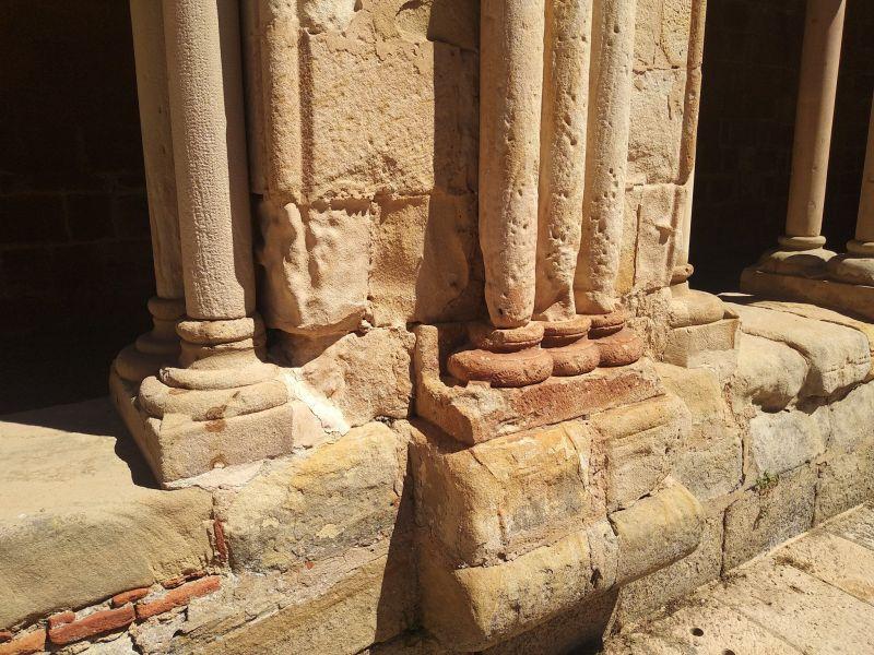 La Concatedral de Soria está en pelirgo