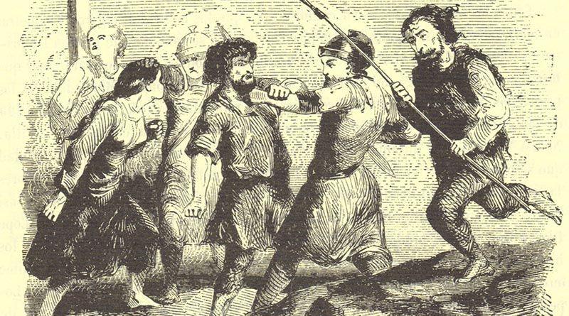 Mitos de la Antigüedad hispana: Guerras Astur-Cántabras