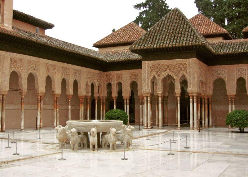 Arquitectura islámica clásica en Granada