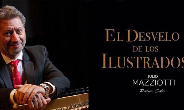 """Julio Mazziotti y """"El desvelo de los ilustrados"""""""