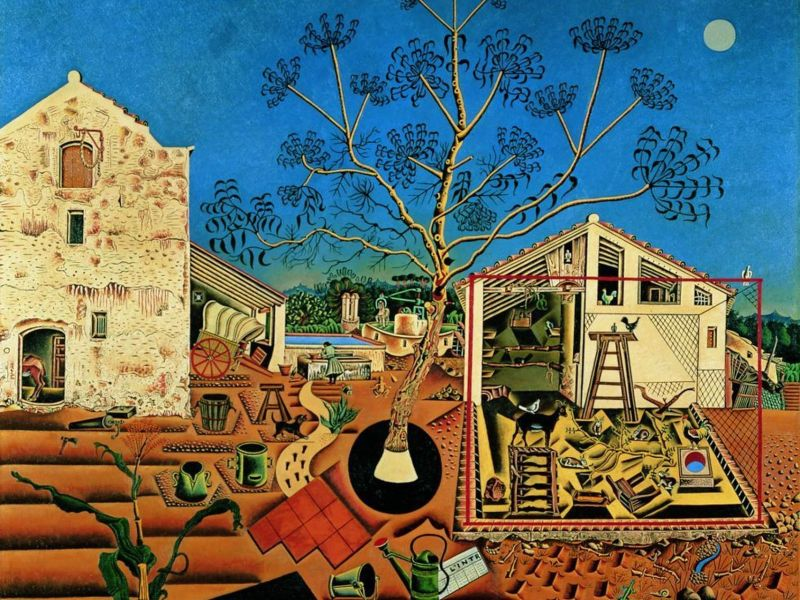 El surrealismo de Miró y Dalí