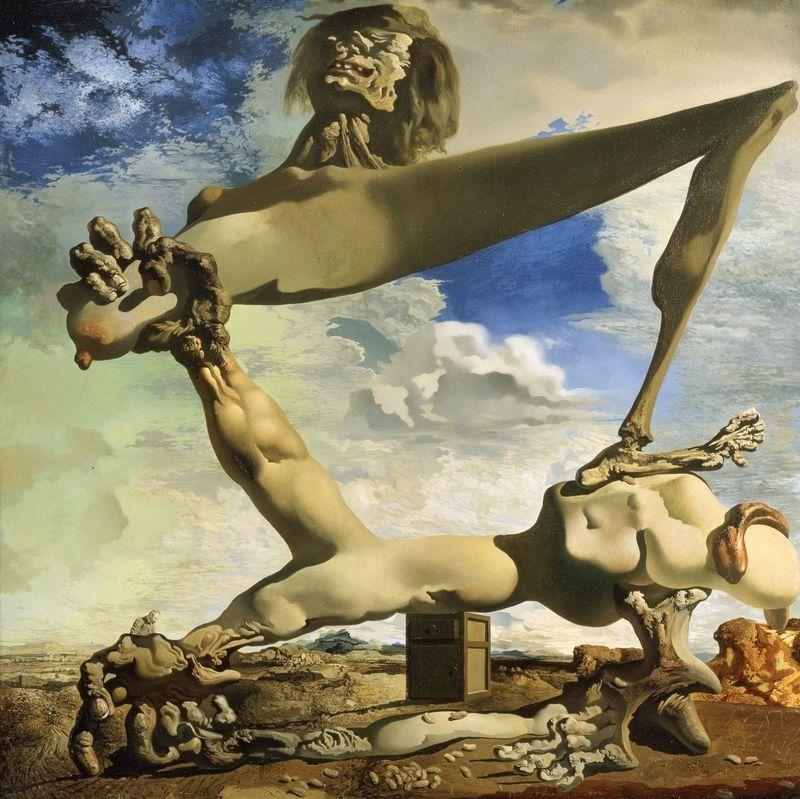 Dalí - Guerra Civil Española