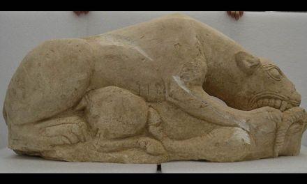 La leona íbera de La Rambla – Sobre la leyenda del Rey Arturo
