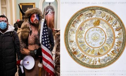 Simbología para asaltar el Capitolio – Arte y literatura