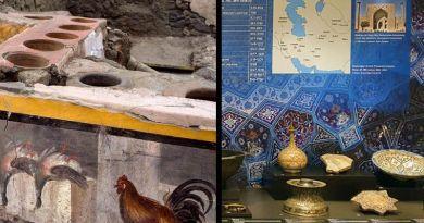¿Qué se comía en Pompeya?