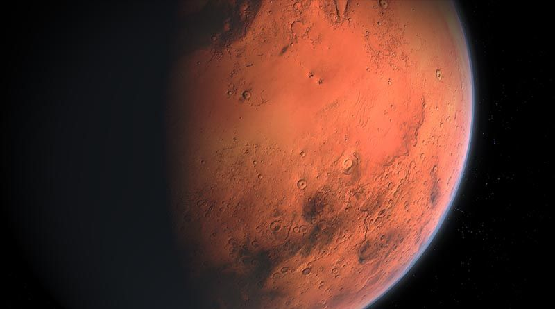 Marte- Perseverance -NASA