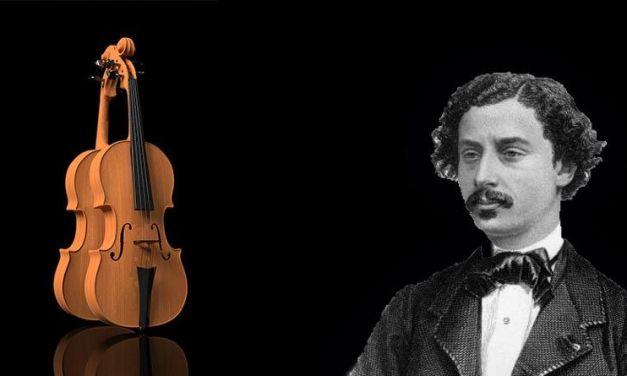 Jesús de Monasterio, un violinista del romanticismo