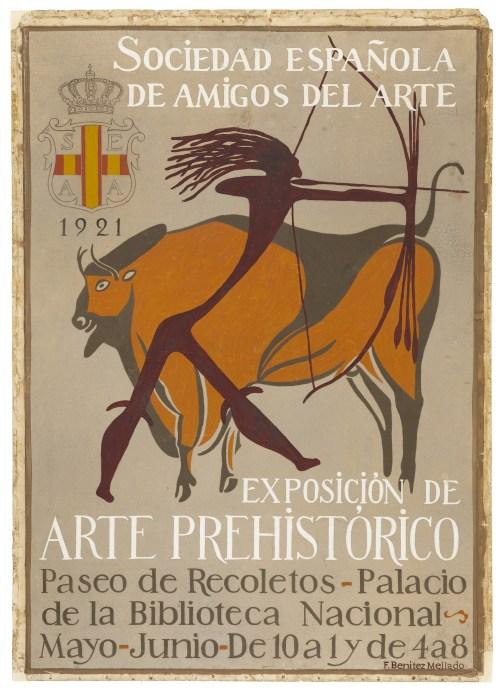 Arte prehistórico - exposición