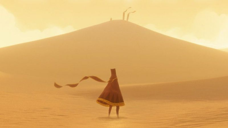 Journey- videojuego