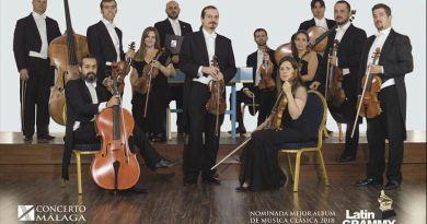 José Manuel Gil de gálvez- concerto málaga