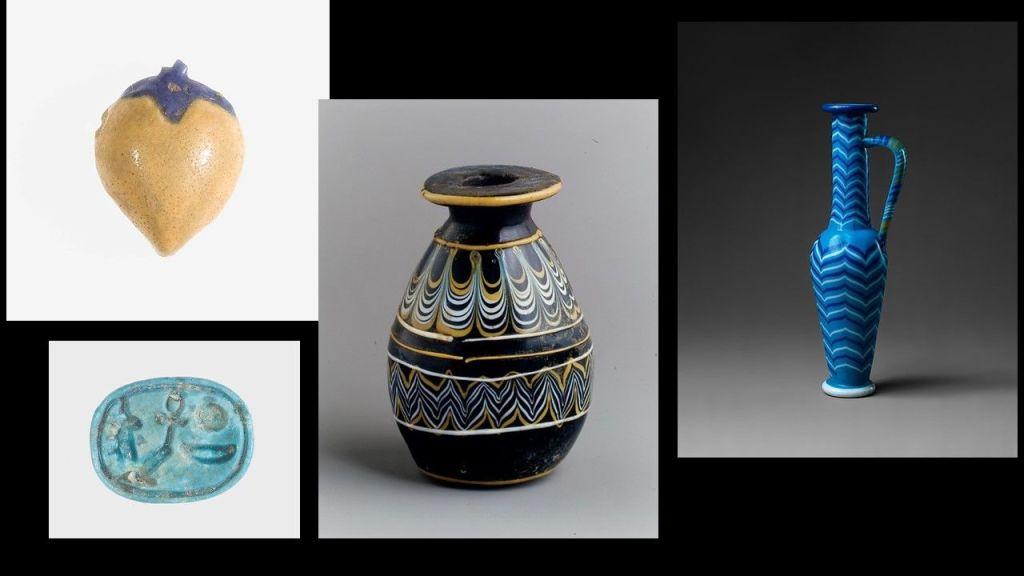 Vidrio - artesanía-Malqata