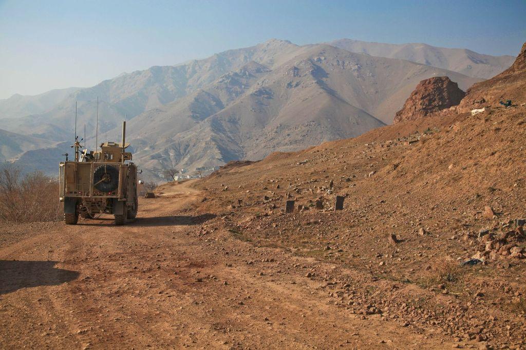 Afganistán- Guerra
