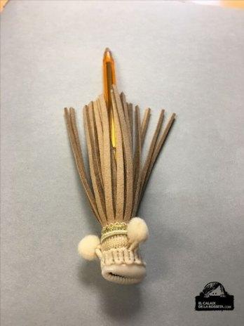 Bolígrafos decorados... me encantan...