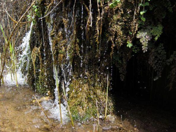 Cascada del Arroyo de la Toba
