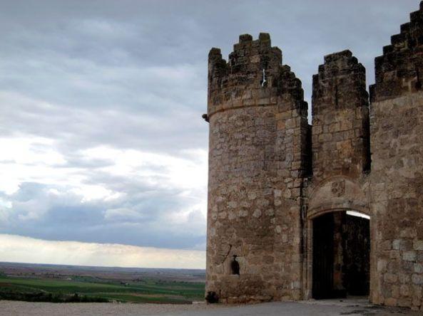 Vistas desde el Castillo de Belmonte