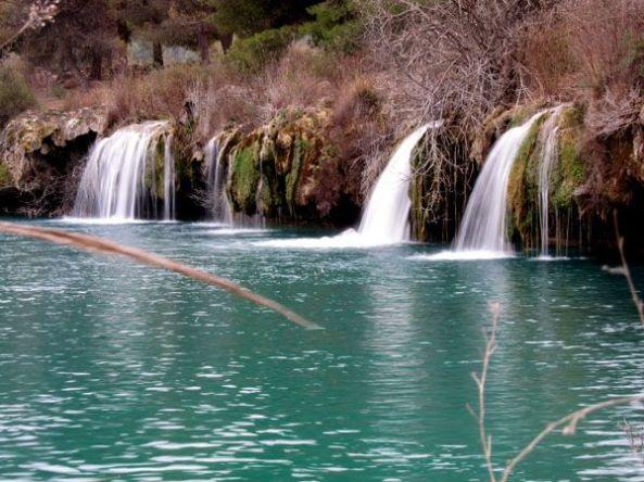 Cascada de Santos de Morcillo a Batana - Lagunas de Ruidera