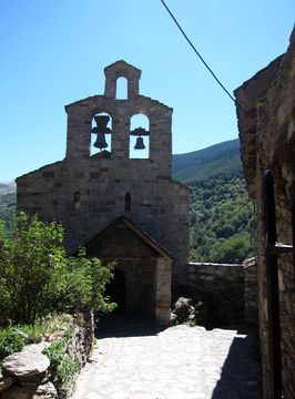 Iglesia de Santa María de Cardet