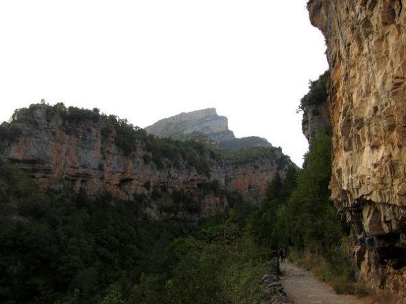 Sendero Cañón de Añisclo