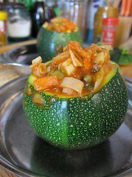calabacines luna rellenos vegetarianos 06