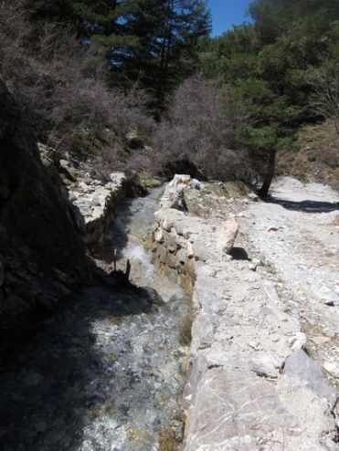 Canal de la Espartera