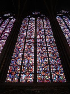 St-Chapelle. Paris