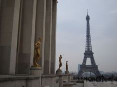 Torre Eiffel desde Trocadero