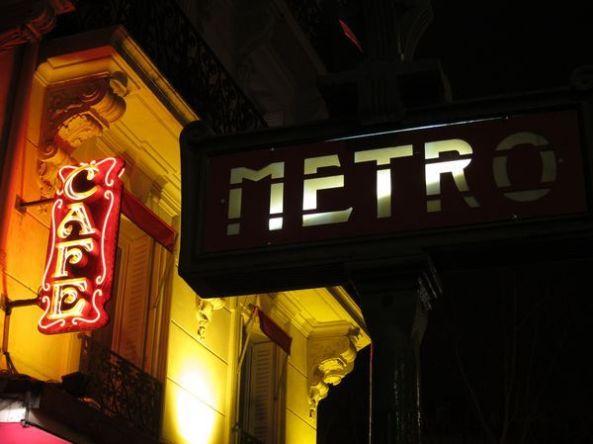 París. La Nuit.
