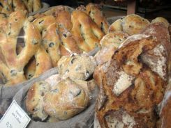 Panadería en los Campos Elíseos.
