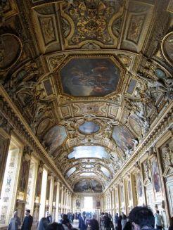 Museo del Louvre. Primera Planta.