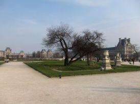 Jardines de las Tullerías y el Carrousel