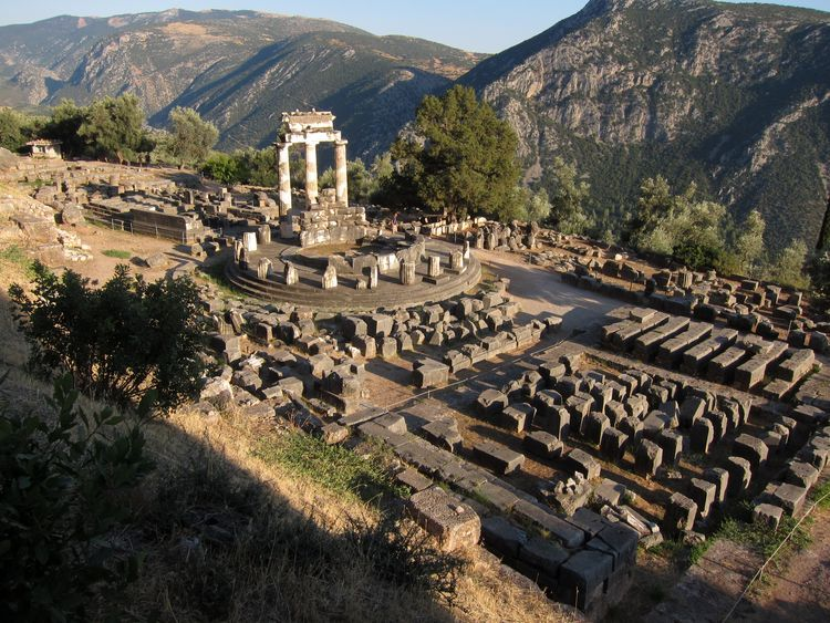 Grecia ruta de 20 días por tu cuenta