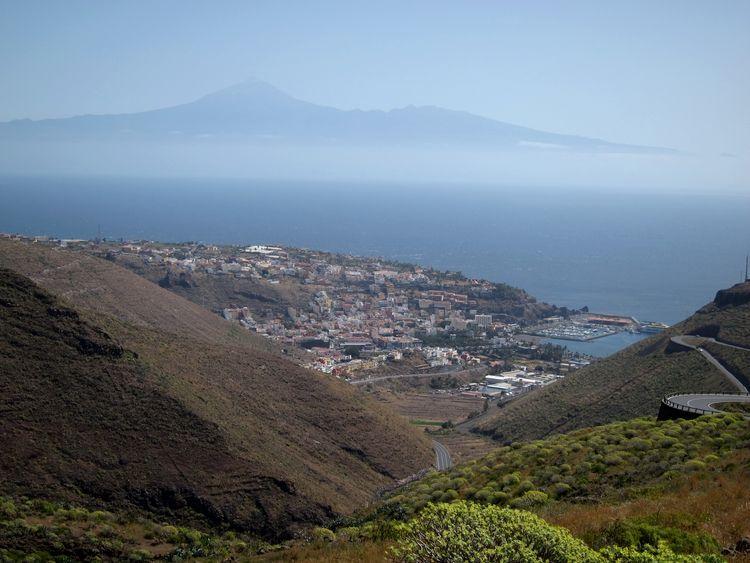 Cómo ir de La Gomera a Gran Canaria