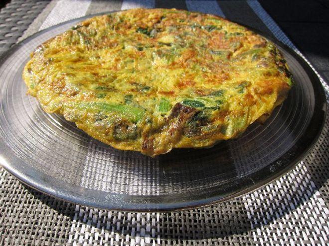 tortilla-de-espinacas-y-setas-