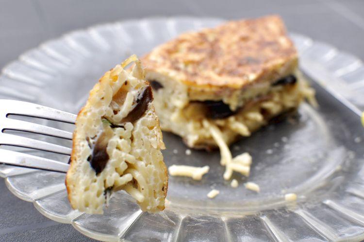 tortilla-de-spaghetti-champinones-jamon-cocido-16
