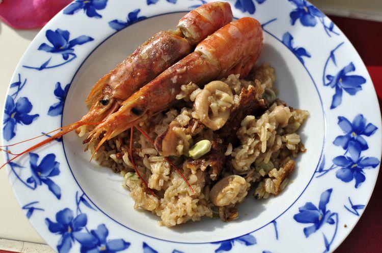 arroz-con-calamares-gambones-y-habas-11