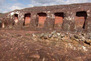 Ruinas de Samaipata en Bolivia