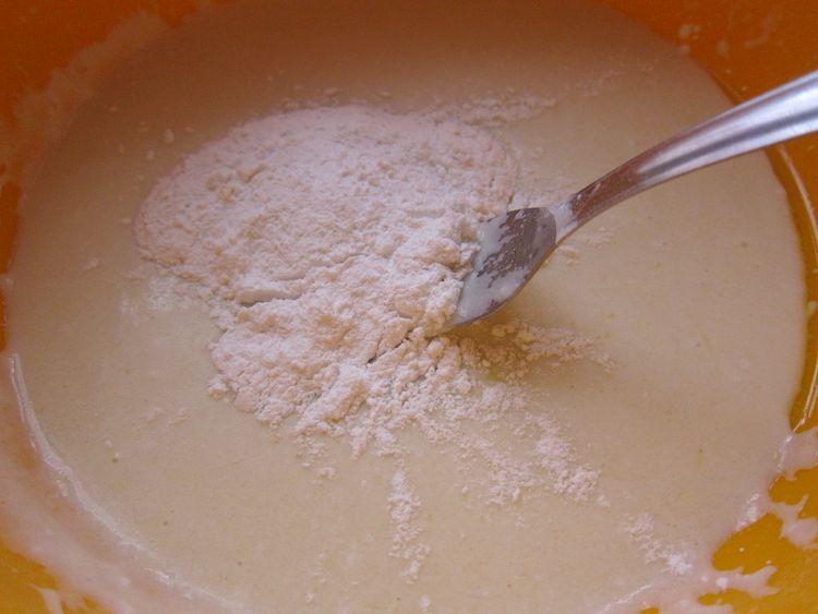 pan sin gluten con goma xantana