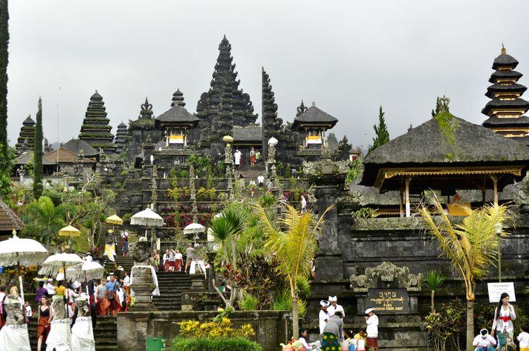 5 templos cerca de Ubud para visitar en un día