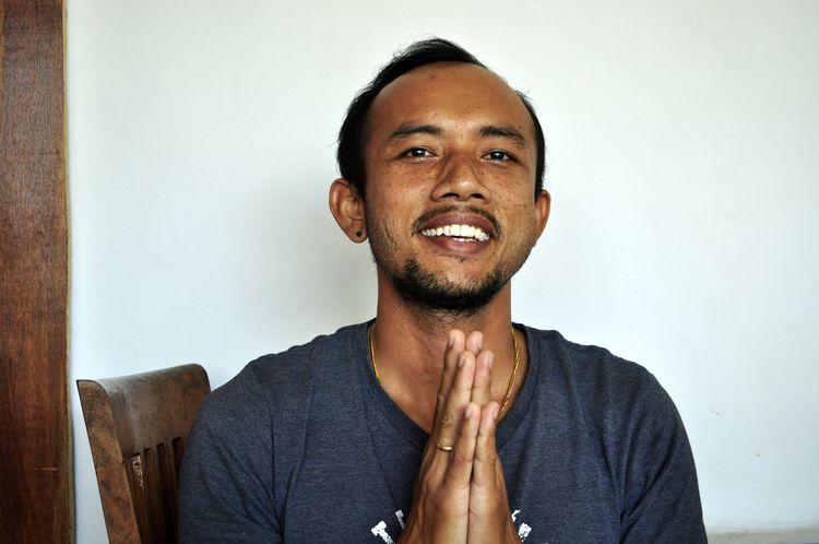 Costa de Amed en Bali
